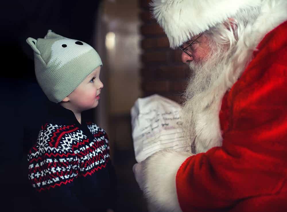 Santa Claus Child